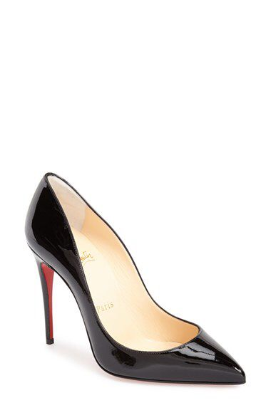 Christian Louboutin Christian Louboutin 'Pigalle Follies' Pointy Toe Pump available at #Nordstrom