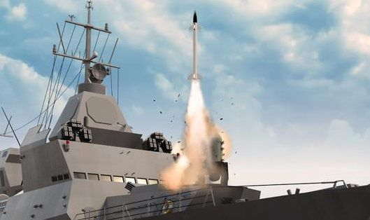 Barak-8,SAM,Shield Missile System|Indian Navy