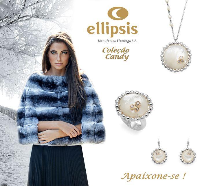 """Coleção """"Candy"""" da ELLIPSIS ♥"""