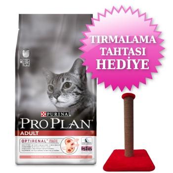 Pro Plan Adult Salmon & Rice Somonlu ve Pirinçli Yetişkin Kedi Maması 7,5 kg + Tırmalama Hediyeli