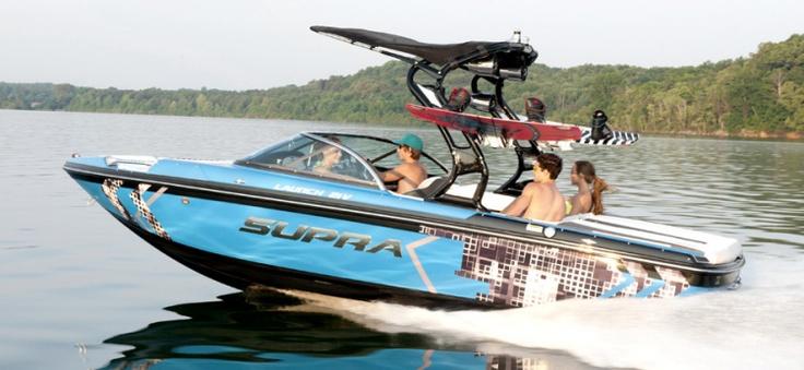 New 2013 Supra Boats Launch 21 V iboats.com