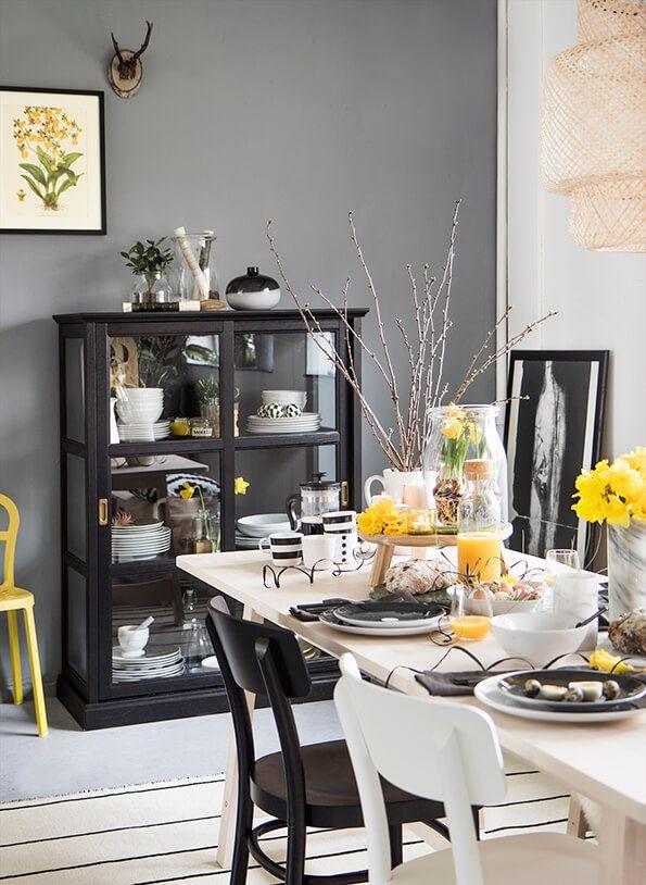 25 beste idee n over feest tafels op pinterest buiten feestjes brunch decor en babyborrel kop - Tafel een kribbe stijl industriel ...