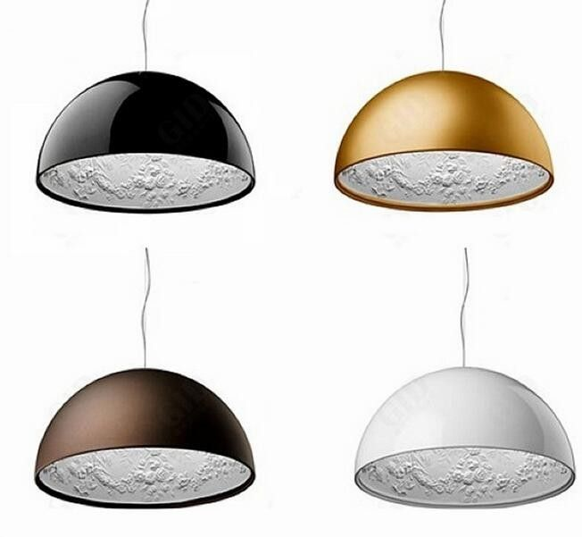 119.00$  Watch here - http://alixnb.worldwells.pw/go.php?t=32787339272 - Modern Minimalism FRP Resin Material Foyer E27 LED Pendant Light Marcel Wanders Internal Pattern Skygarden Led Hanging Light