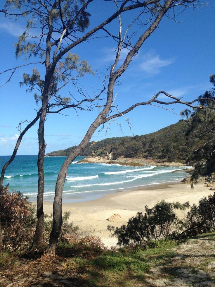 A weekend to sandy Moreton Island. - nooks & cranny