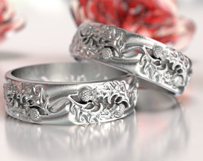 Princess Kylie Oxidized 925 Sterling Silver Ancient Celtic Design Ring
