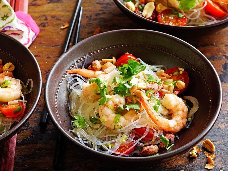 Salade de vermicelles de riz