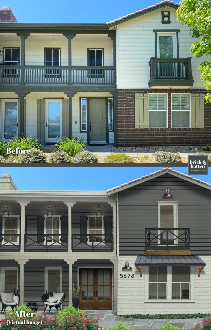7 tips for using kendall charcoal by benjamin moore on on benjamin moore exterior house ideas id=54993