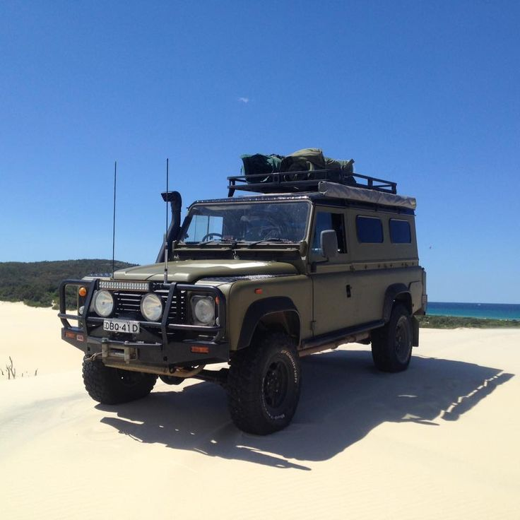 Land-Rover Perentie Owners