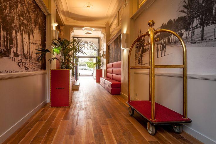 Hôtel Nice Excelsior (Maranatha Hotels) - Réception | Lobby