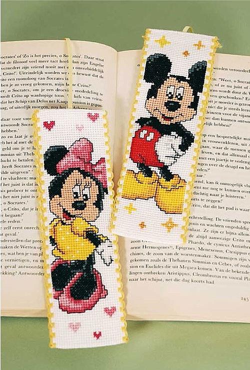 Part 01 - Mickey en Minnie (total 3 parts)