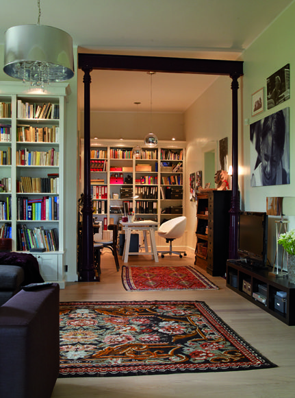Bárdos Zsuzsa Living room