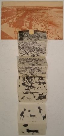 Multiple - Richard Hamilton - Mother. A postal card – to Mother