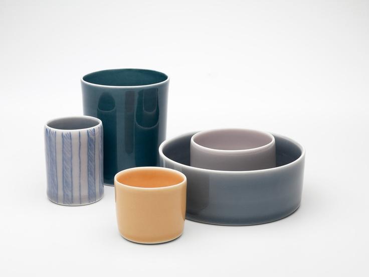 Colour vessels - Susan Frost