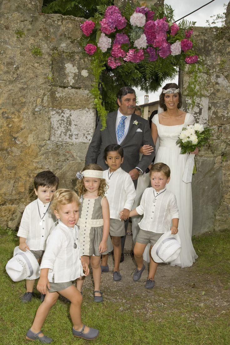 La boda de Elena en Oviedo II ©Click10