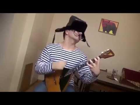 The Prodigy - Breathe [Russian Balalika & Acoustic Guitar Cover]
