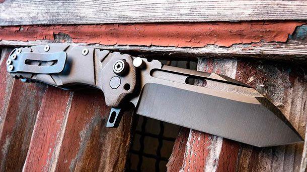 Wander Tactical анонсировал свой первый складной карманный нож - WT Hurricane