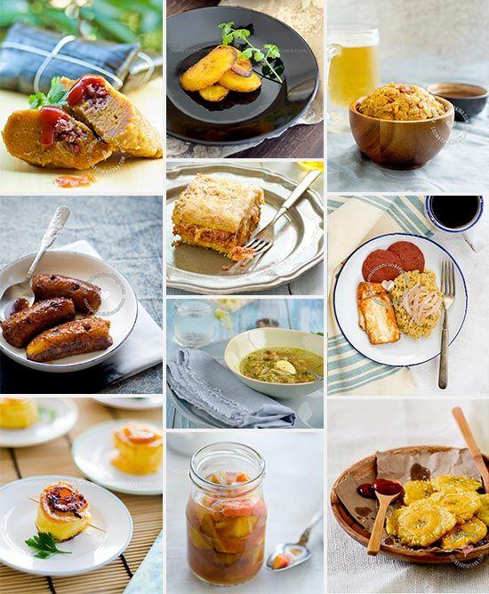 Como Cocinar Plátanos: 10 Recetas que Debes Probar
