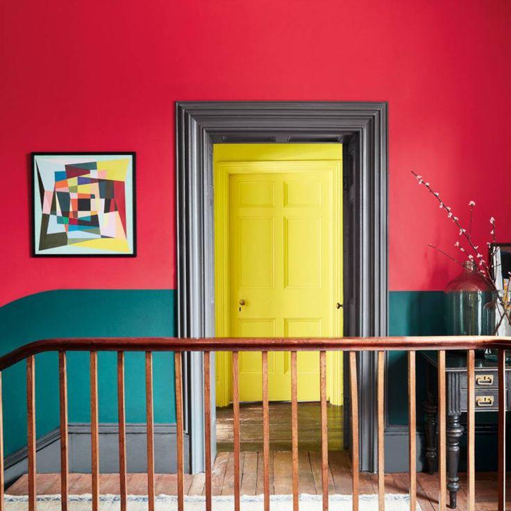 7 best Little Greene Stockist - Calixtone, Cannes images on - peindre un encadrement de porte