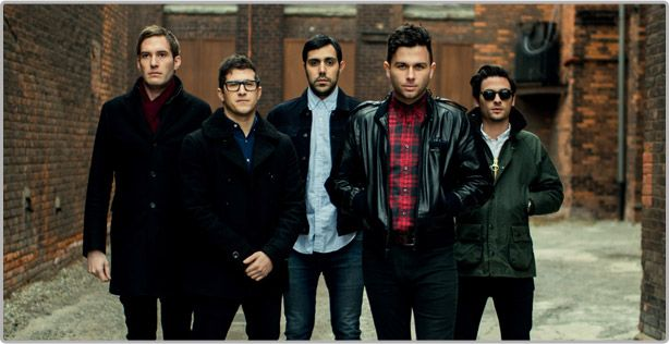 Canadians, the Arkells, roll into Edmonton tonight for a show at Union Hall with fellow canucks Dear Rouge. So, we..