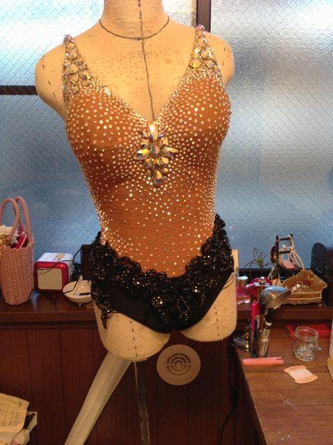 リメイクドレス の画像|早の競技ダンスとドレス作りのブログ