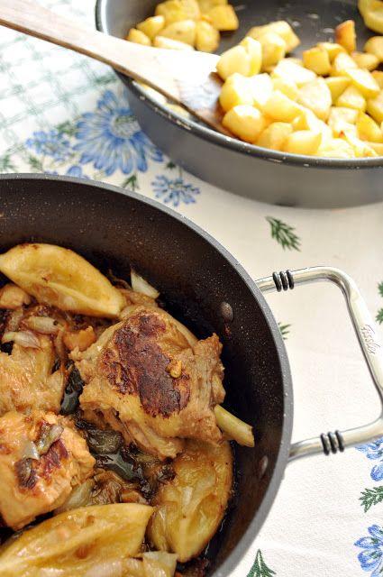 Sere in cucina: Pollo all'aglio e limone di Donna Hay