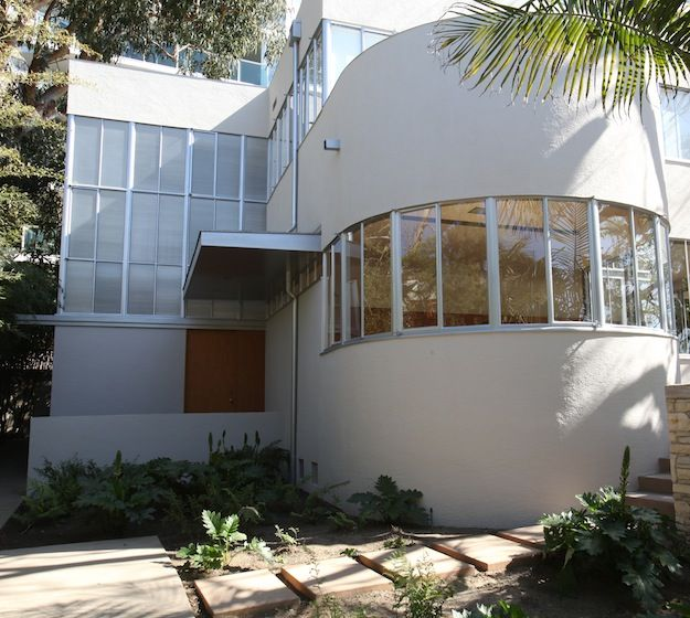 1934 Sten House | Architect: Richard Neutra | Santa Monica, CA