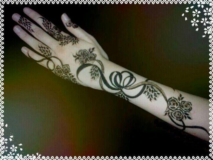 Arabic Henna for Girls