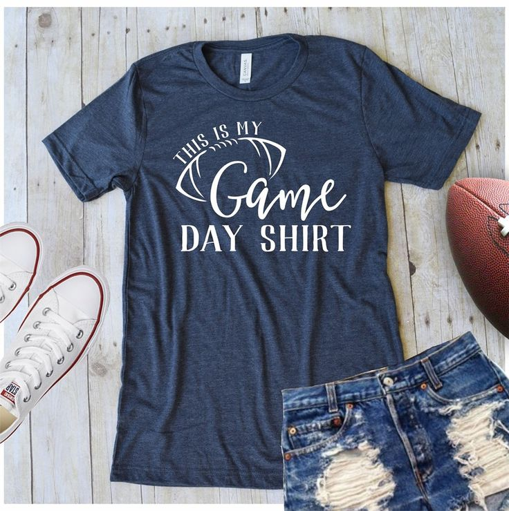 Football Season is upon us and that means Sunday parties and tailgating! Grab one of these super cute tees to show your football spirit!