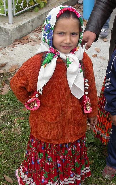 Gypsy, Romania