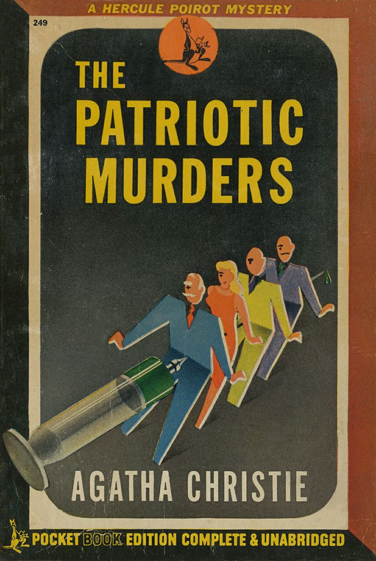 An analysis of the novel the a b c murders by agatha christie