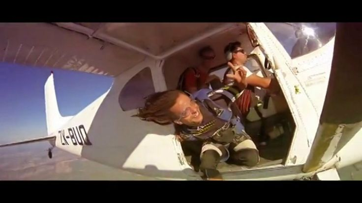 Skydiving Kiwis - The place to jump in New Zealand - Adventure Videos