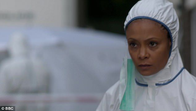 Twist: The subject of A-12's operation this series of Line of Duty was DCI Roz Huntley (Thandie Newton) who, yes, was still alive