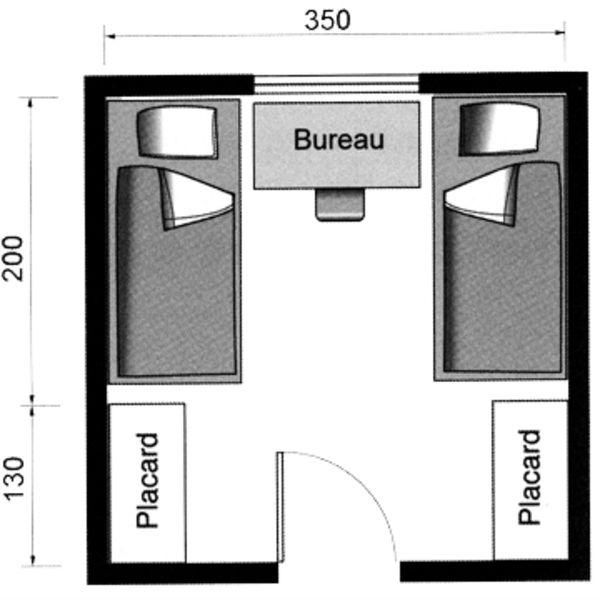 Quel Plan Pour Une Chambre D Enfant En 2020 Chambre Enfant Chambre Pour Deux Enfants Amenagement D Une Petite Chambre