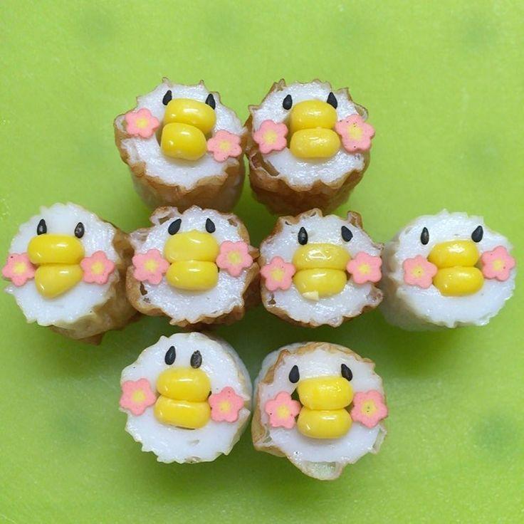 世界一簡単なデコおかず「ちくわ鳥」が子どもに大ウケ!これはお弁当に作ってあげたい♪ | Linomy[リノミー]