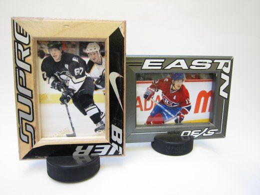 Composite/Wooden Hockey Stick Frames.