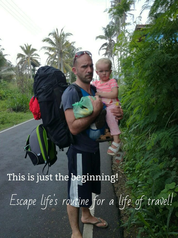 We are a home schooling family of four trying to break free from life's routine to follow our dream to travel. This is just the beginning!