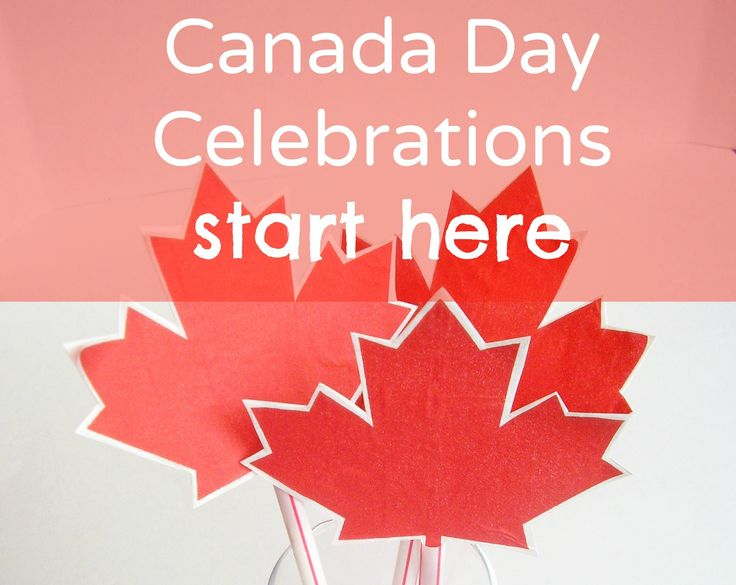 Celebrating Canada Day with family and friends is a special event. Make it even more special with simple homemade decorations- Preschool Toolkit