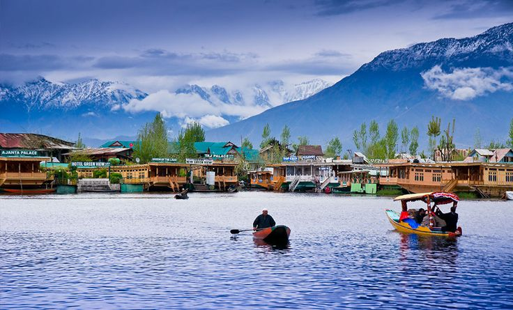 Dal Lake is a lake in Srinagar, the summer capital of Jammu and Kashmir. Via MBAonEMI  #dallake #Kashmir #Srinagar #lake #beautiful #india_tourism_ #travel #Saturday #Weekend #Life #TGIF #Good