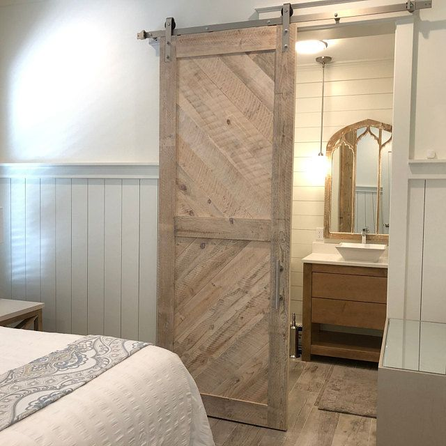Solid Cypress Sliding Chevron Barn Doors Built To Order In 2020 Sliding French Doors Antique French Doors French Doors