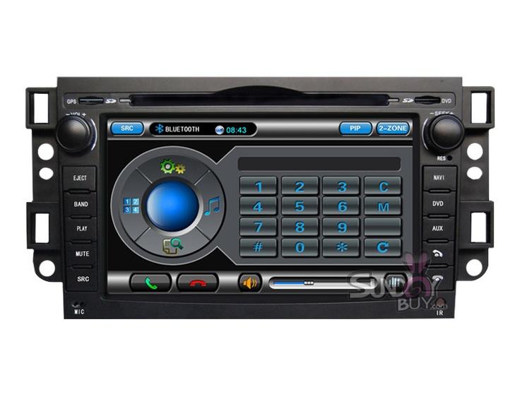 Chevrolet Captiva Car DVD Player GPS Navigation