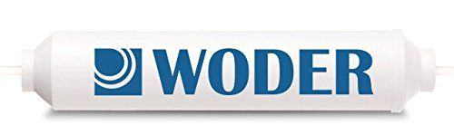 Woder® 5K Inline Water Filter Premium Class I 3yr/5,000-gallon Refrigerator and Ice Maker Water Filter - Made in the USA - with Quick-connections - Removes 99.99% of Contaminants; Chlorine, Bad Tastes & Odors, Lead and Other Heavy Metals Woder http://www.amazon.com/dp/B00L07RWJE/ref=cm_sw_r_pi_dp_IVg7vb1NHXDDP