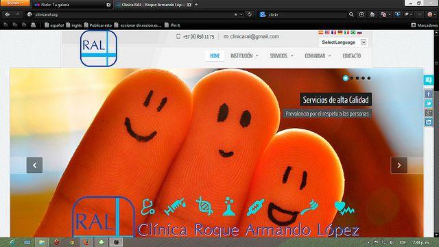 Clínica RAL - Supía - Caldas   Flickr: Intercambio de fotos