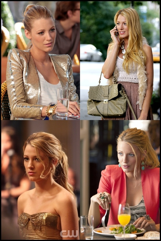 Gossip Girl FASHION-I love everything she wears!