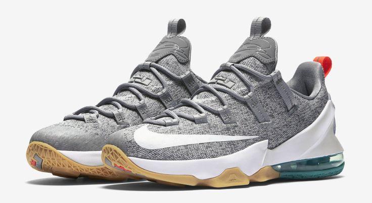 The Nike LeBron 13 Low Gets Added To The Nike Basketball Summer Pack