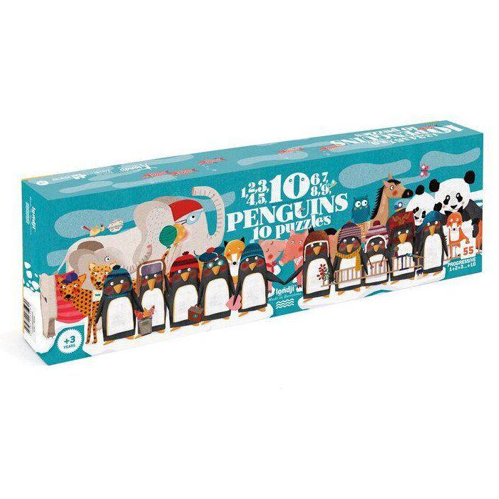 Puzzle - Pinguini