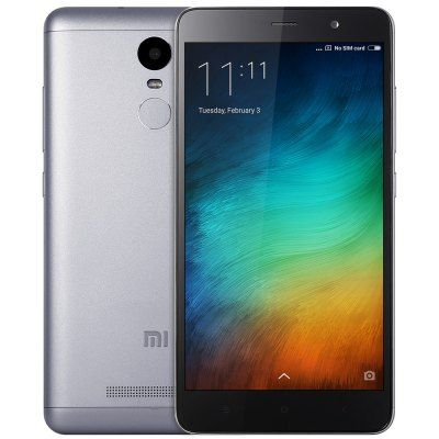 Just US$216.34, buy Xiaomi Redmi Note 3 Pro 4G Phablet online shopping at GearBest.com Mobile.