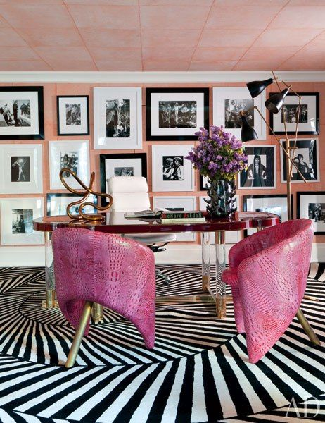 Kelly wearstler revamps an eccentric home in bel air Kelly wearstler bio