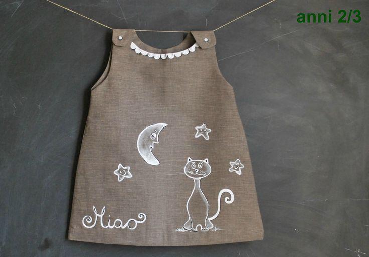 fare un vestitino per bimba da una scamiciata di raso - Cerca con Google