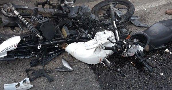 Dos accidentes en menos de una hora dejan dos muertos en Medellín