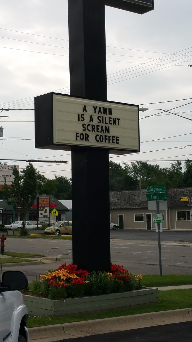 The sign outside my local coffee shop - Imgur